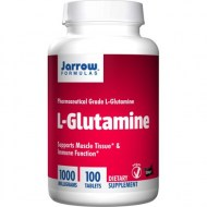 JARROW FORMULATIONS JARROW L-GLUTAMINE 100 CAPS